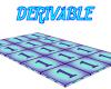 Derivable Tile Patio