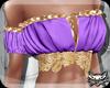 ! AYVA PurpleGold Top