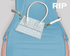 R. White bag