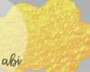 Rug Fur Yellow| kids