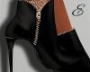 LA Elegant Black Boots