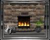 (SL) Patio Fireplace