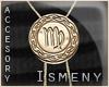 [Is] Zodiac Virgo Medal