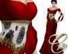 Medieval Formal Red