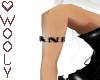 armband frank blk (R)