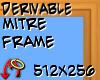 [m] Wide Frame DRV