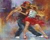 Salsa Couple Dance