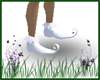 Pure White Elven Shoes