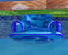 dolphin pool floaty