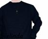 -Sia- Navy Sweater