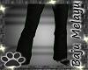 [Black] BM pants