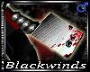 BW|M|Killer Clown Knives