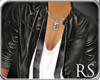 RS*LeatherJacket-Black