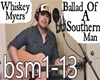 Ballad Of A Southern Man