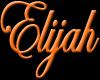 Elijah name art