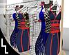 LL Boutique Clothes Rack