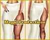 M! Long Creme Skirt Bm