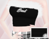 AT Black Brat Fur Top