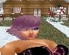 Nickis Purple Hair