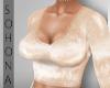 S|Ari Velvet Top Nude