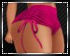 Ht Pnk Tied Shorts RL