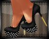Black Dame Heels
