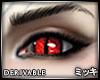 ! Vampire Crimson Eyes