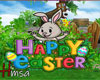 !H! Happy Easter Sign