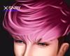 Kiyo hair . pink