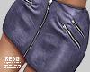 Isabela skirt purple RLL