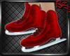 [bz] Ice Skates - Red