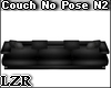 Couch Black No Pose N2