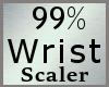 Wrist Scale 99% M A