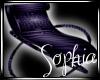 Purple Animal CuddeChair