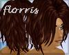 F> Brown Karmen hair