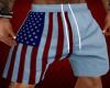 RWB-shorts
