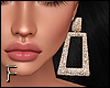 !F Swarovski' Earrings