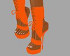 MISSY~ORANGE PLATFORMS