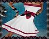 50s Petticoat white