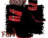 (F)Bleeding Hearts Boots