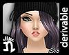 (n)DRV Wren Hat w/hair