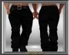 Kickin It Black Jeans