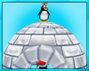 Christmas Penguin Igloo