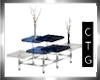 CTG MODERN COFFEE TABLE