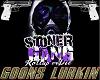 GL> Stoner Gang Flag M/F