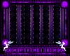 curtains purple