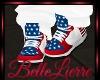 Stars & Stripes Shoes M