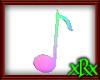 Music Note 1 Rainbow
