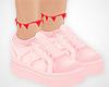 ! Sneakers & Bracelet