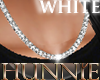 [h] W Diamond Neck Gems